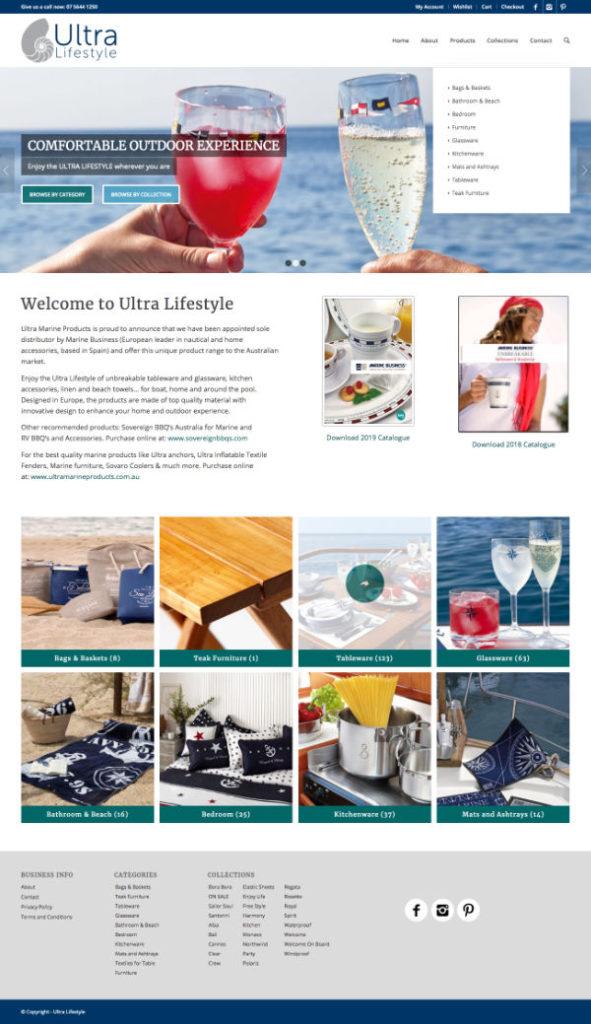 Website Ultra Lifestyle